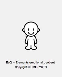EeQ(イッキュー)グラフィックデザイン