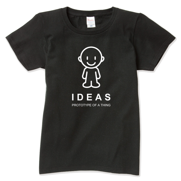 IDEAS/Icon T-shirt